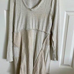 MAEVE dress! Neutral and fun! Super comfy!like NEW